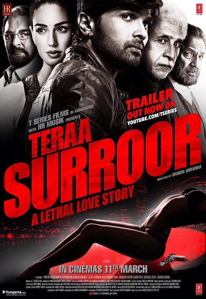 Teraa Surroor Movie Ringtones