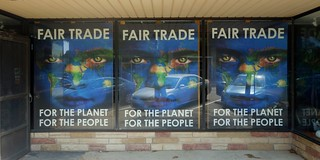 Sustainability poster - Fair trade | by kevin dooley