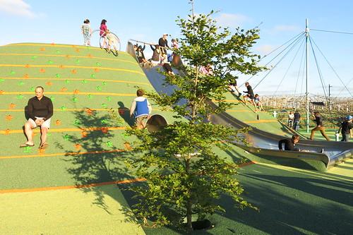 Margaret Mahy Playground