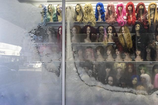 Wigs, Seven Degrees, Chicago IL