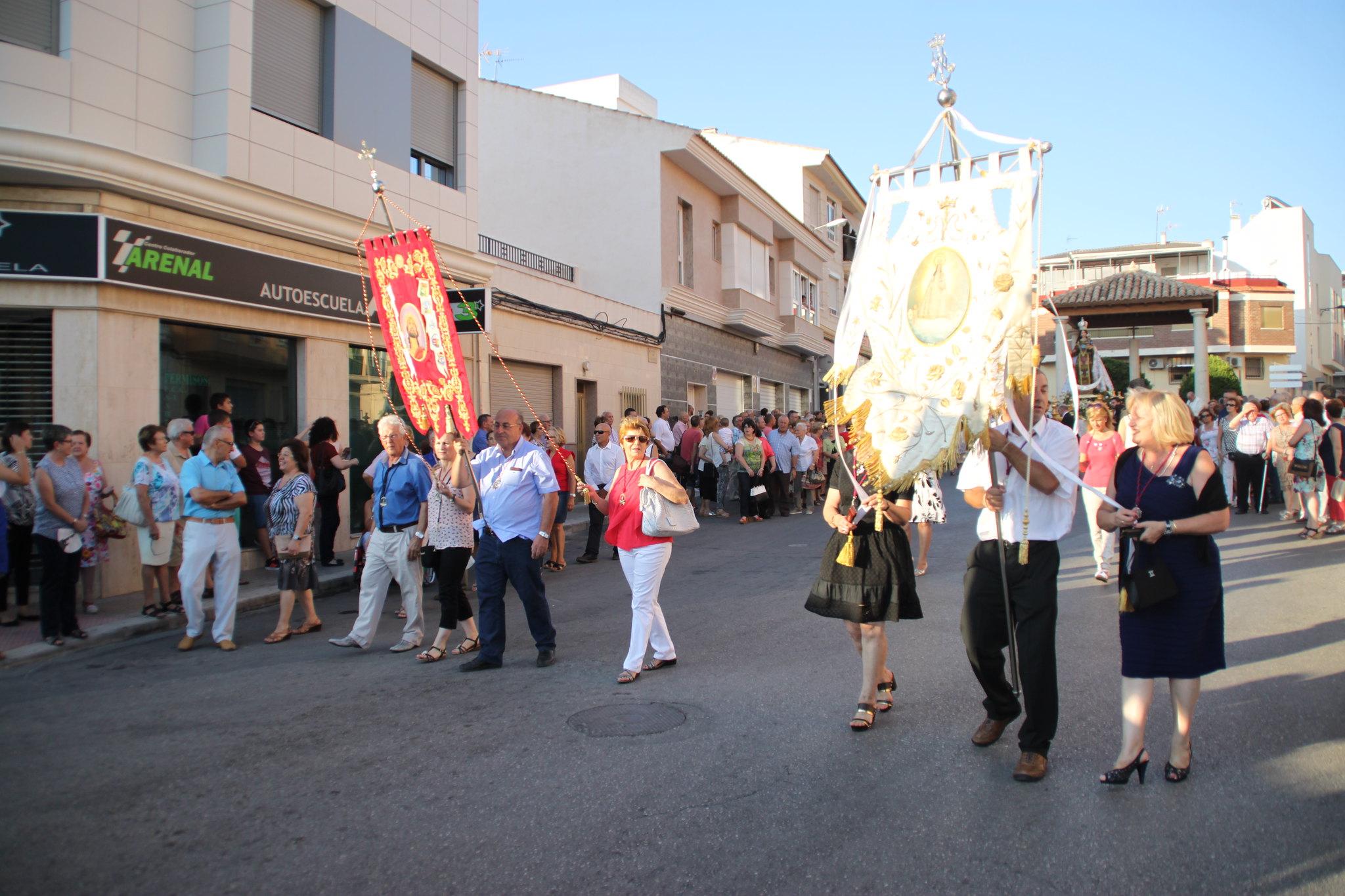 (2015-07-12) - Virgen del Carmen, parroquia La Santa Cruz - Javier Romero Ripoll (163)