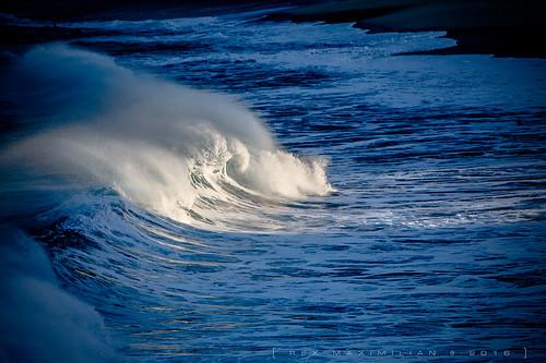 ocean sea sunlight sunrise hawaii surf pacific oahu surfer wave surfing spotlight northshore waimeabay breaker
