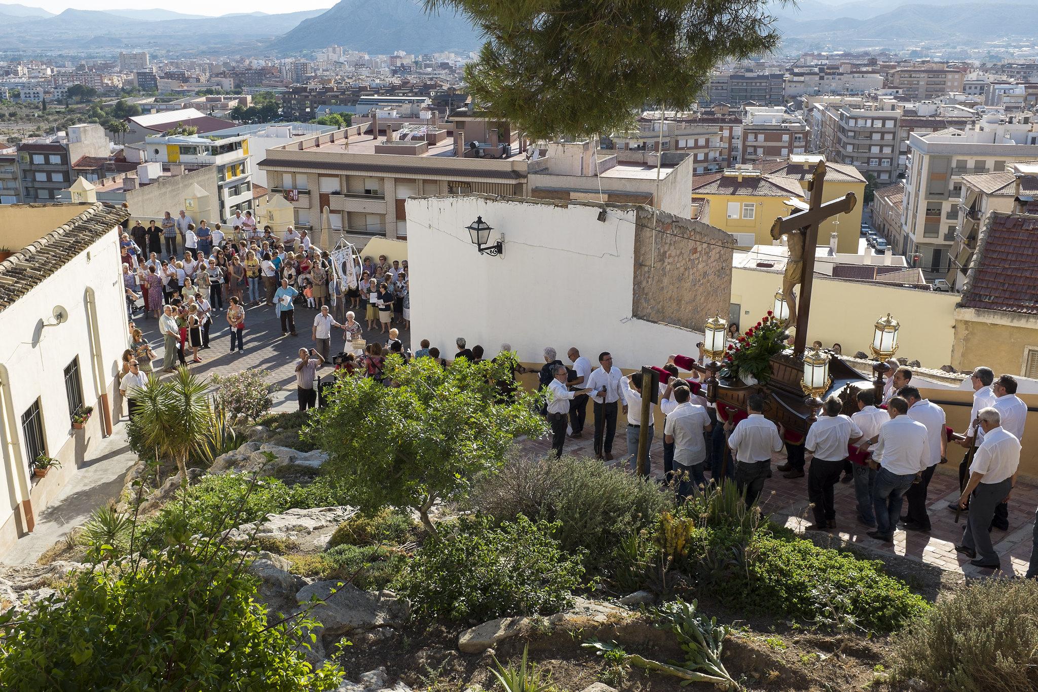 (2014-06-27) - Bajada Vía Crucis - Vicent Olmos (04)