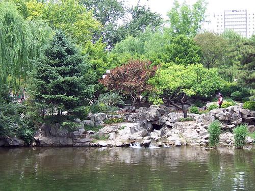 china geotagged 中国 shandong jinan 济南 chn 山东 baotuspringpark 趵突泉公园 geo:lat=3666083400 geo:lon=11701104800