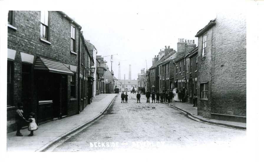 Beckside, Beverley 1905 (archive ref PO-1-14-254)