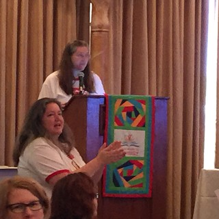 Past President Beth Olshewsky & Conference Chair Janice Gilmore-See