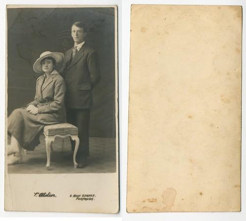 Portrait of couple (P038)