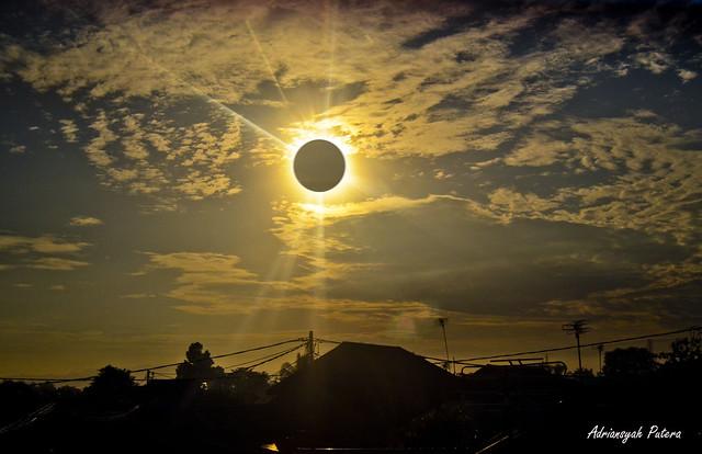 Solar Eclipse March 9th 2016