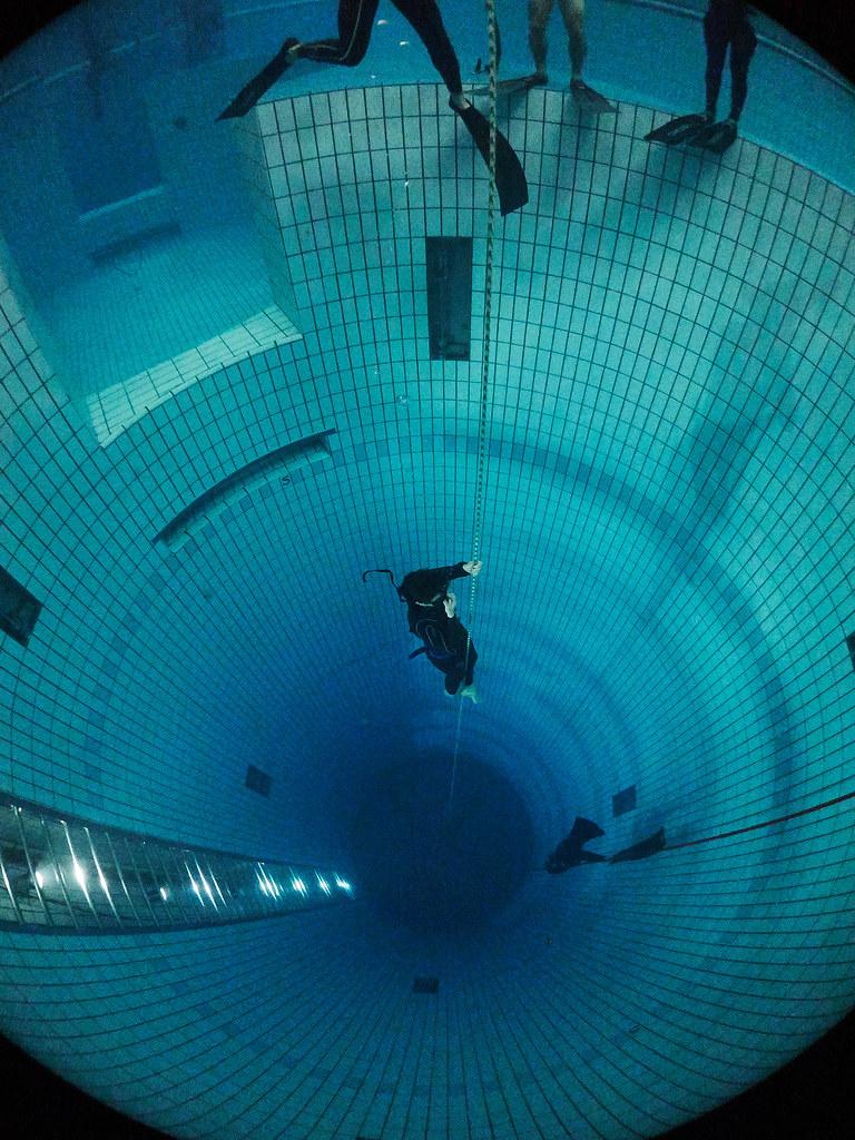 Free Diving with Apnea Café | Diving Centre/ Fosse de plongé… | Flickr