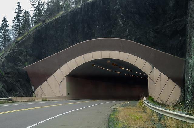 Lafayette Bluff Tunnel