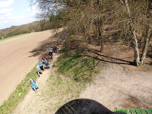 2016-04-12         2 daagse Lunteren      1e dag  25 Km  (87)