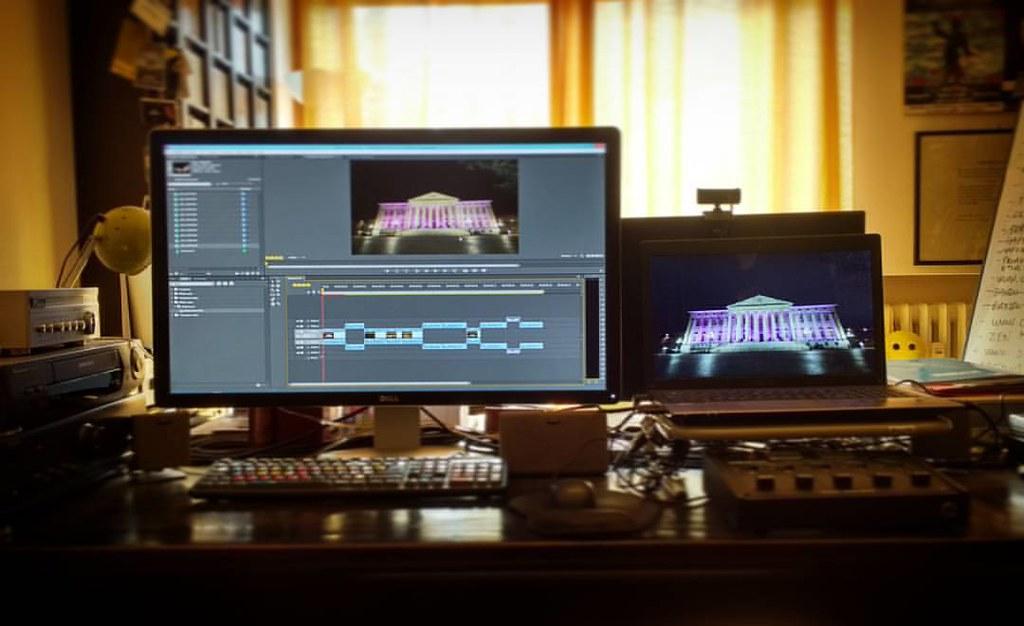 Back on editing! #filmmaking #cinema #movie #film #editing #noc #nuoveofficinecinematografiche