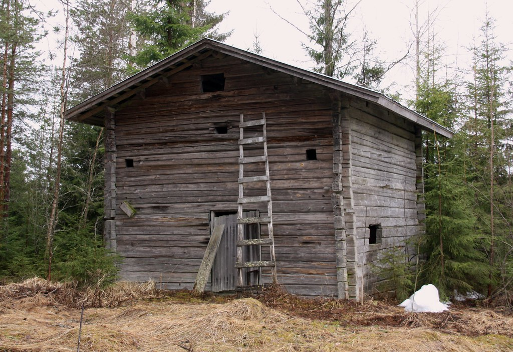 The old...old granary