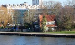 Jaren '30 huisjes aan de Rooseveltlaan 203 / 205, Utrecht