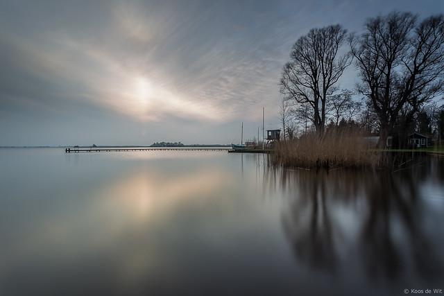Tranquility at Leekstermeer