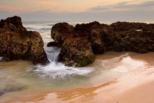 seascape australia newsouthwales aus portmacquarie flynnsbeach nikon1635mmf4 nikond750
