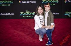 at the Premiere of Disney's Zootopia - 2E7A7994