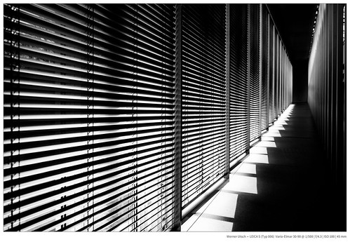 Blinds I | by W.Utsch