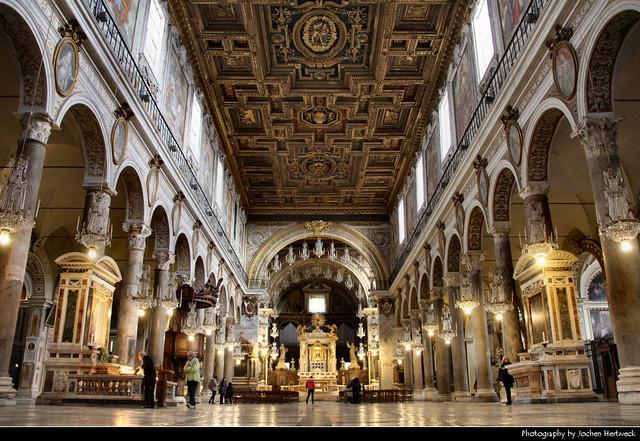 Basilica di Santa Maria in Ara Coeli, Rome, Italy