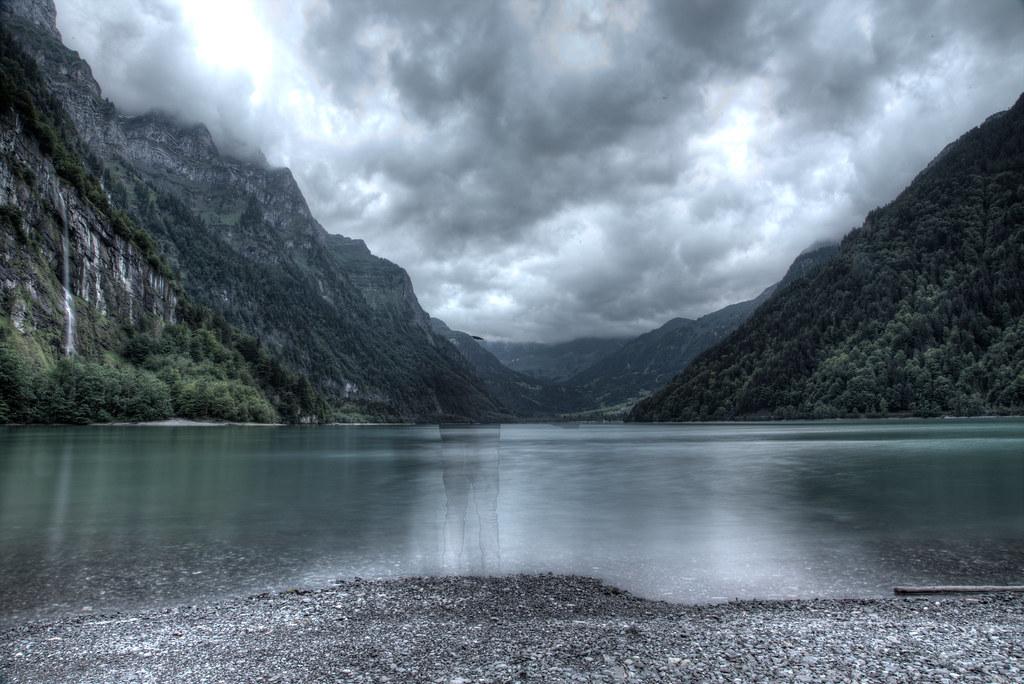 Klöntalersee ( Creative Commons )