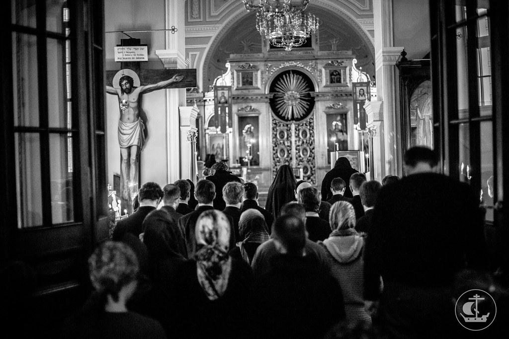 14 марта 2016, Понедельник Первой седмицы Великого поста. Вечер / 14 March 2016, Monday of the 1st Week of Great Lent. Evening