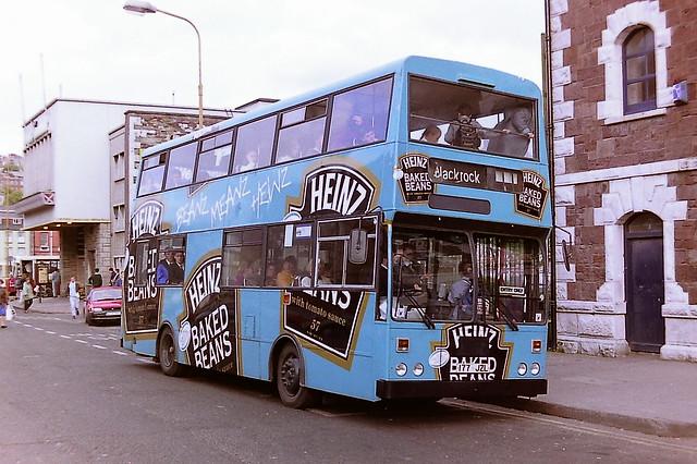 BUS EIREANN KD177 177JZL