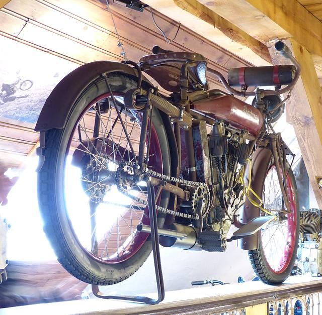 Indian 1913 Regular model 2 cyl 1000 cc ioe hrt