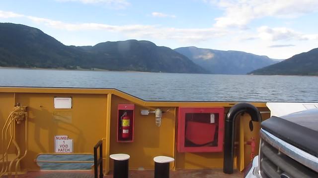 MVI_6153 Needles BC ferry crossing