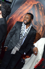 Malcolm Jamal Warner at the premiere of FX's The People v. O.J. Simpson #ACSFX - DSC_0217