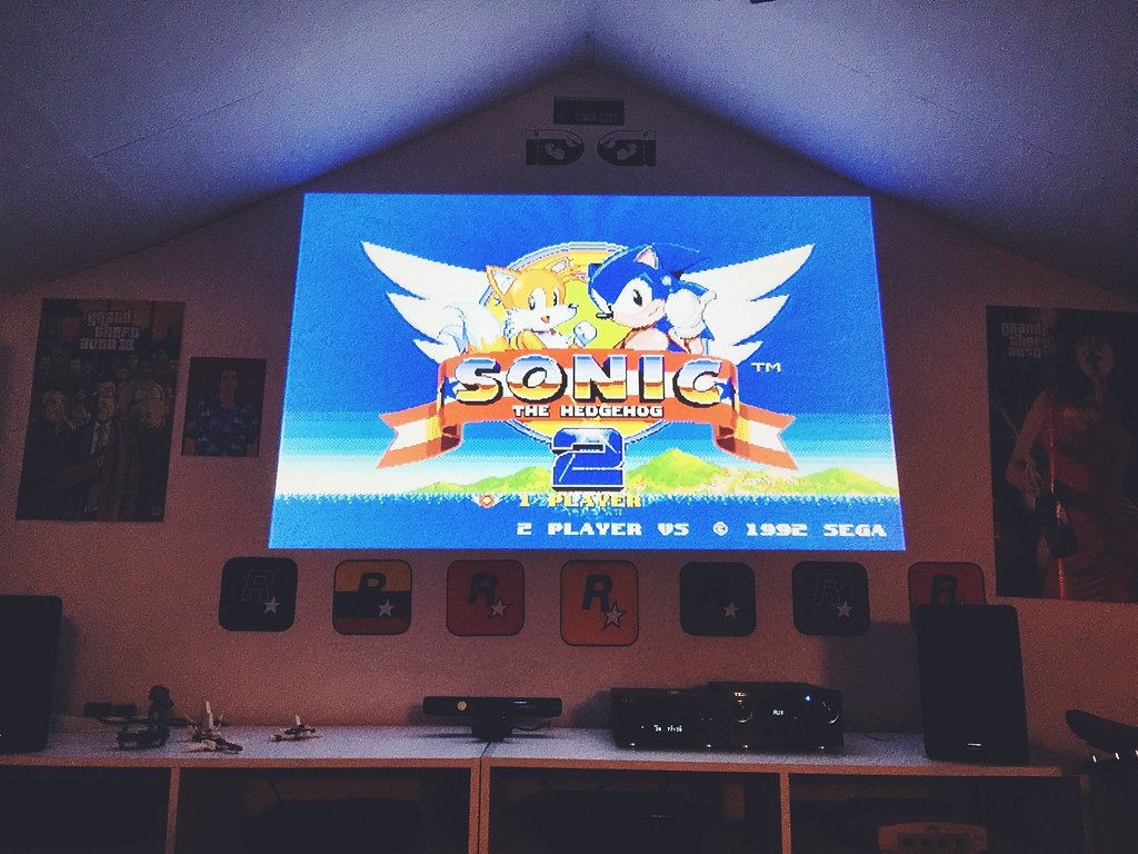 Can't beat a bit of sonic 2  #retrogames #retrovideogames