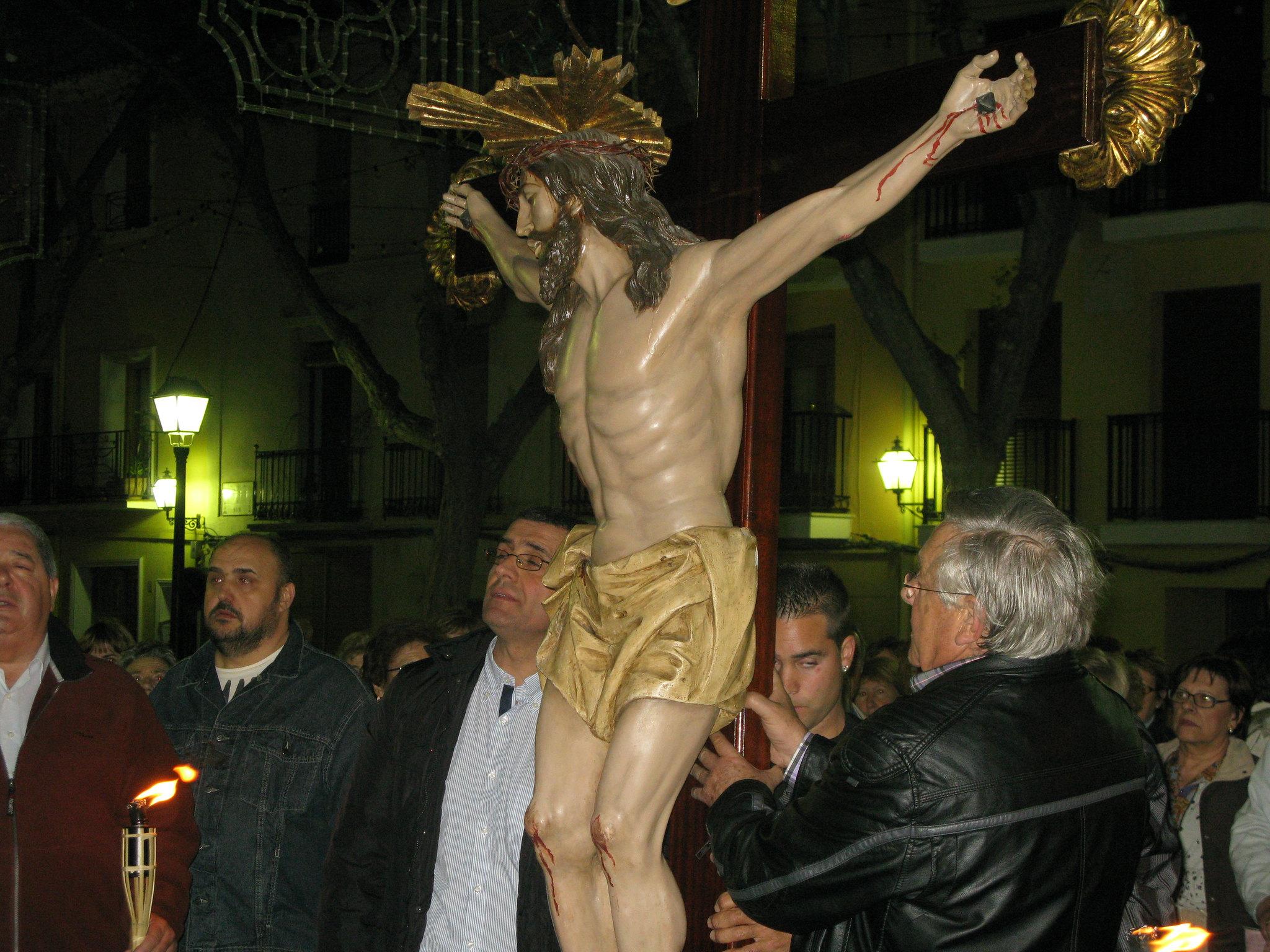 (2011-04-15) - II Vía Crucis nocturno -  Antonio Verdú Navarro (26)