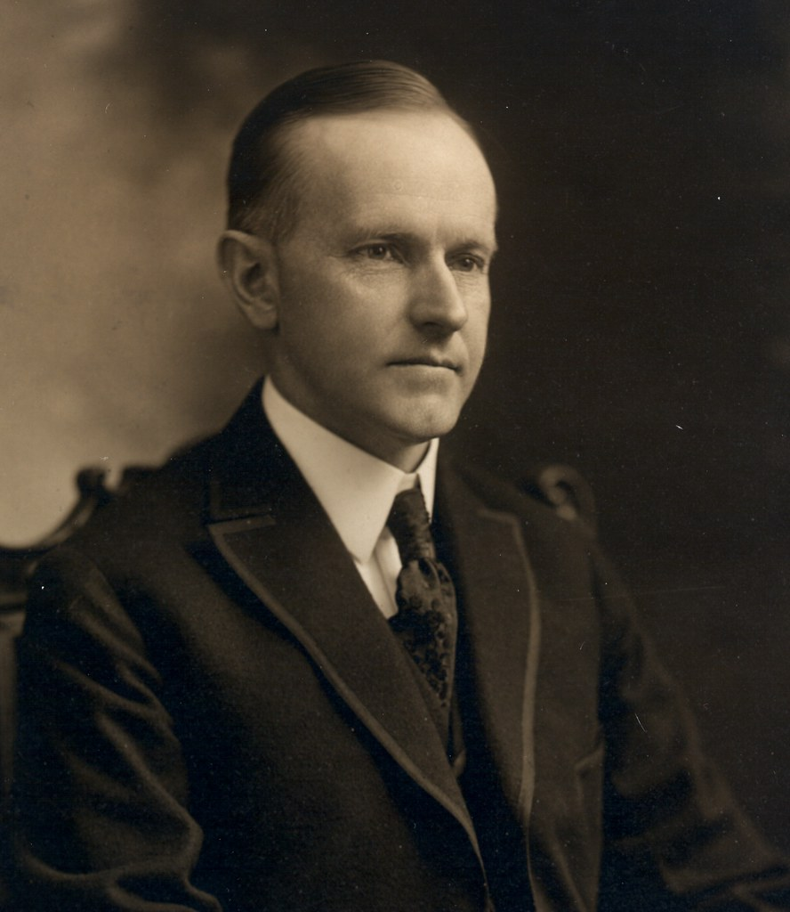 30 Calvin Coolidge | Calvin Coolidge by Notman Photo Co., 19… | Flickr
