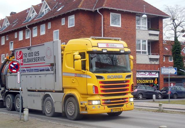 Scania R730 CG89624