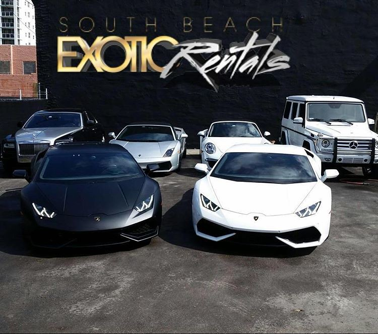 Exotic Car Rental Miami | South Beach Exotic Rentals have an… | Flickr