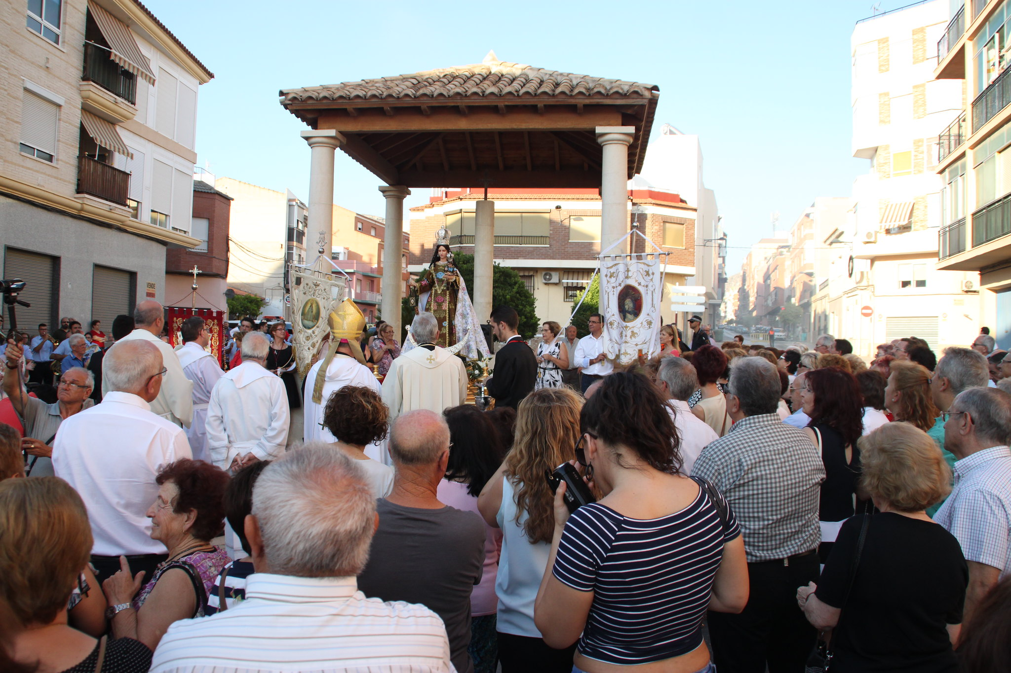 (2015-07-12) - Virgen del Carmen, parroquia La Santa Cruz - Javier Romero Ripoll (106)