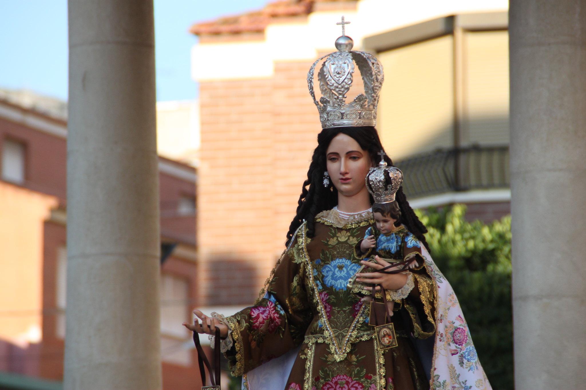 (2015-07-12) - Virgen del Carmen, parroquia La Santa Cruz - Javier Romero Ripoll (89)