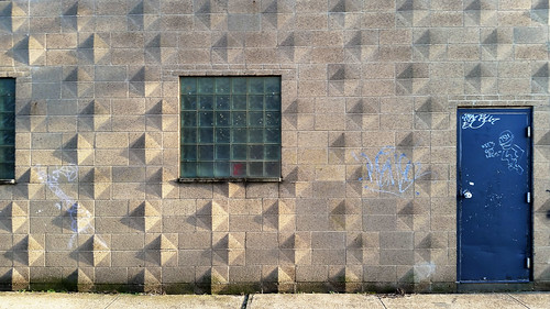 alley concrete facade geometric graffiti landscape lawrenceville pattern pittsburgh rustbelt store urban urbanlandscape wall windows glass