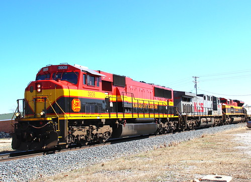 KCS 3908 Joplin MO