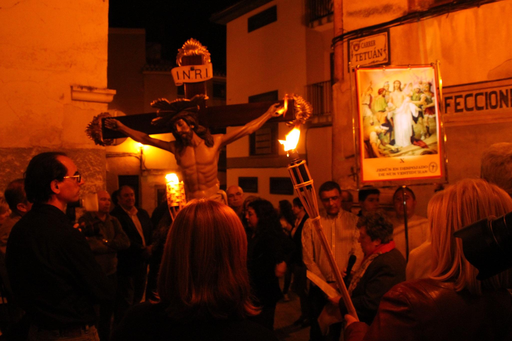(2014-04-01) -  V Vía Crucis nocturno - Javier Romero Ripoll (105)