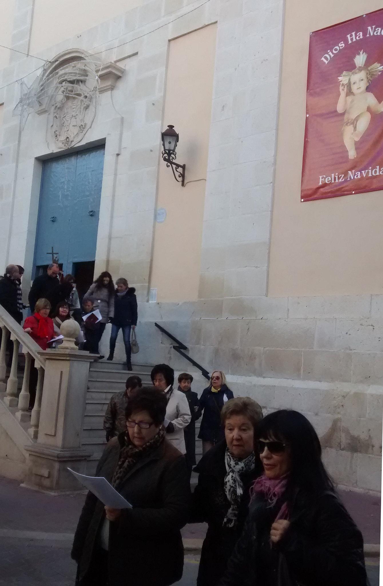 (2015-12-19) - Peregrinación 5 lugares de Culto de Petrer - José Vicente Romero Ripoll (16)