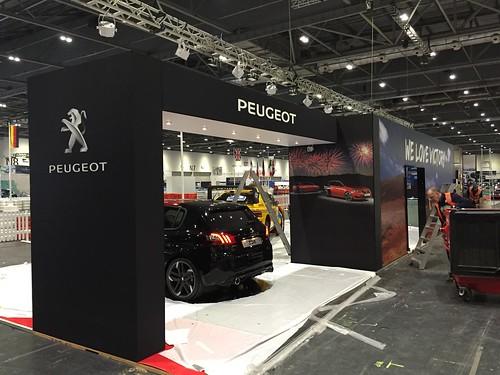 Peugeot Classic Car Show