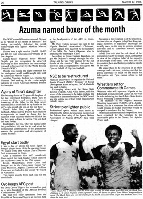 talking drums 1986-03-17 page 26 azumah nelson abedi pele
