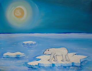 Polar Bear called Boris
