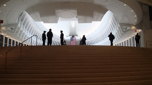 Approaching the WTC Oculus | by DTolman