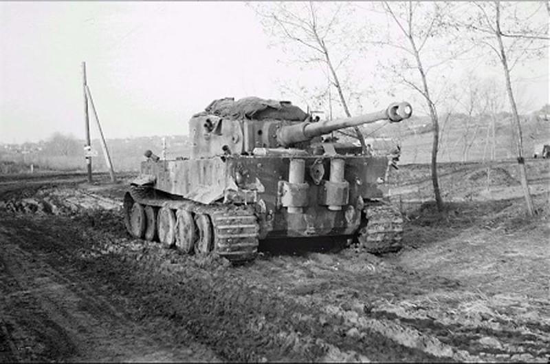 Tiger van sPzAbt503