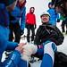 Zranené koleno vyradilo bojovať  dvojicu Danko - Longauer o stupne víťazov, foto: Matej Rumanský
