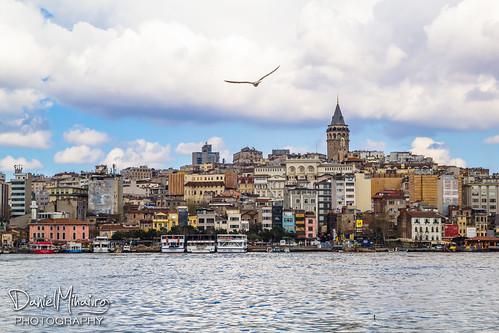 Galata Tower - Istanbul by Daniel Mihai