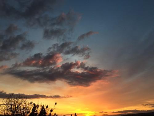 california sunset clouds dusk walnut pomona earthday diamondbar rowlandheights