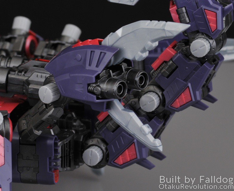 HMM Zoids - Death Stinger Review 8