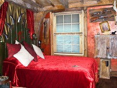 Pirate Room - Bed